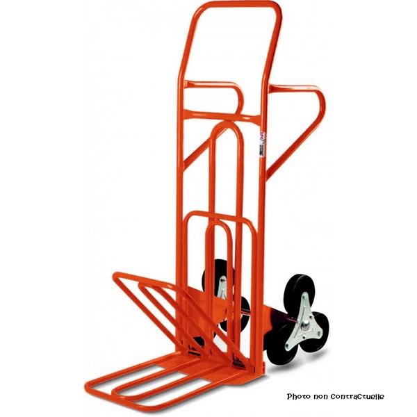 location diable 6 roues sp cial escalier 300kg max brest i. Black Bedroom Furniture Sets. Home Design Ideas
